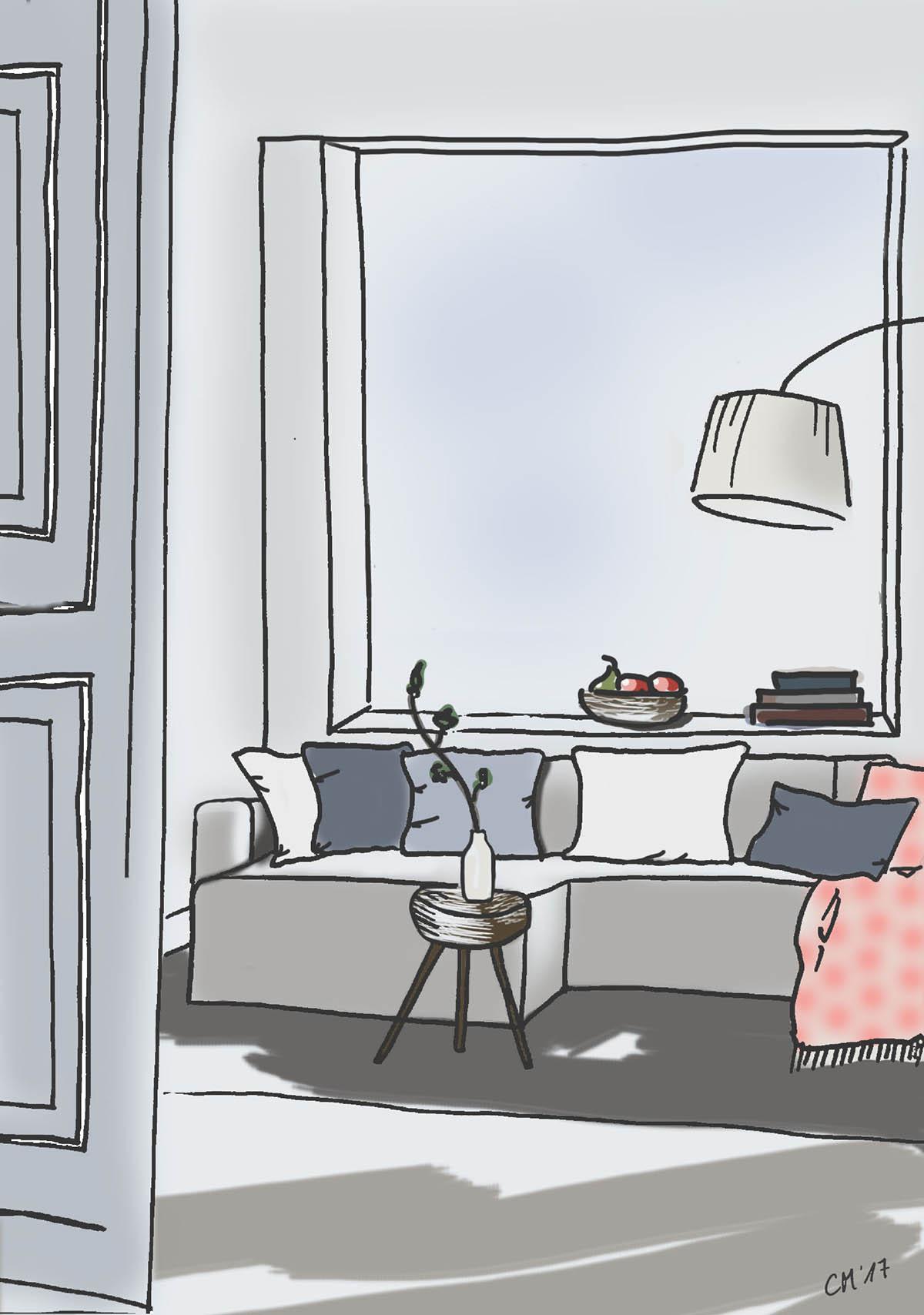 Conny meier interior designer for Innendekorateur firmen